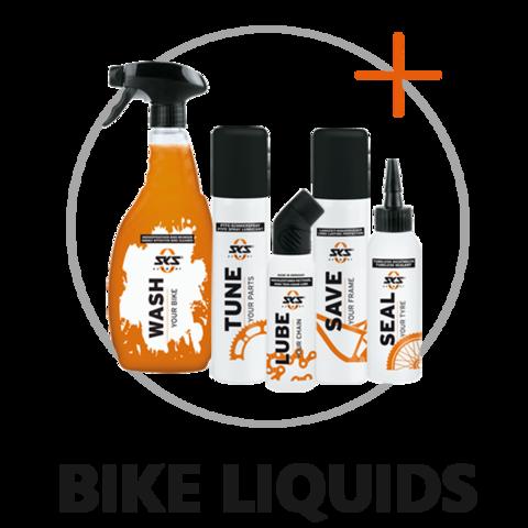Bike Lube & Cleaners