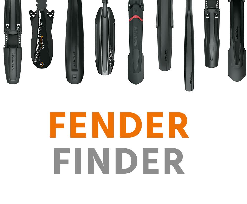 Fender Finder Guide